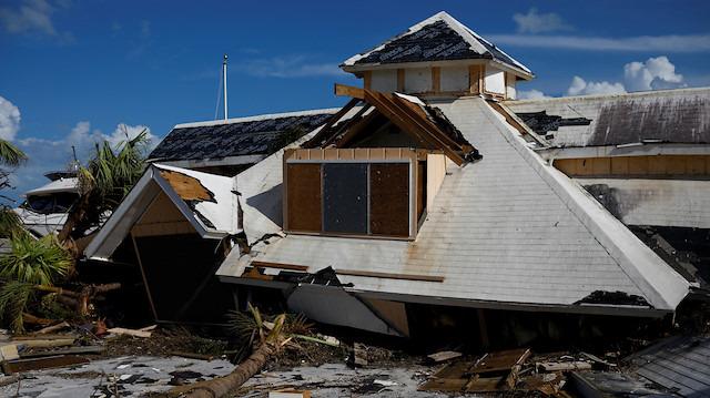 Dorian Kasırgası can almaya devam ediyor: Ölenlerin sayısı 30'a yükseldi