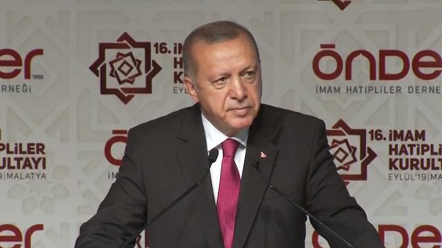 Cumhurbaşkanı Erdoğan Annelerimizin yanındayız, milletimizin uyanışı çok önemli