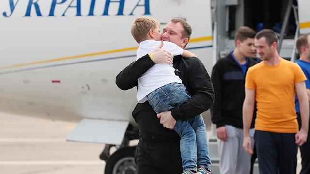 Rusya ve Ukrayna arasında esir değişimi gerçekleşti: 35'e karşı 35 kişi