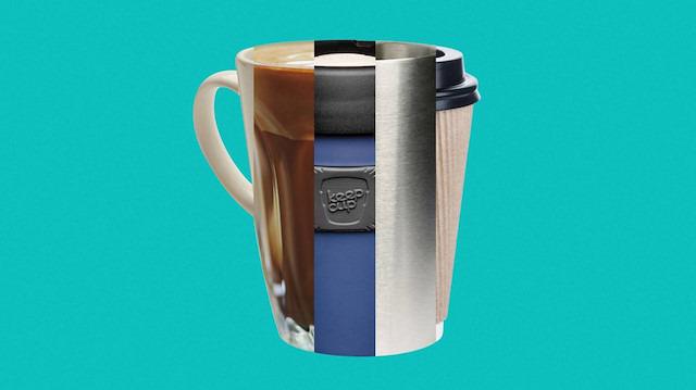 Profesörler, farklı türdeki bardaklarda kahve tadının neden değiştiğini açıklıyor