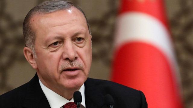 Cumhurbaşkanı Erdoğan, Süleyman Turan için taziye mesajı yayınlandı