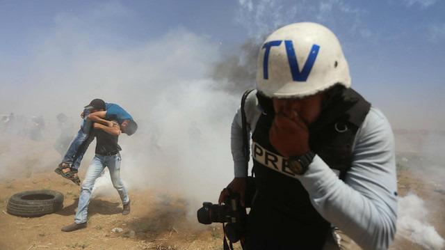İsrail, basını kör ediyor