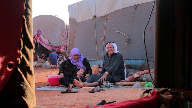 Anlaşmalar da işe yaramadı: İdlib'de 1 yılda 1 milyon kişi göç etti