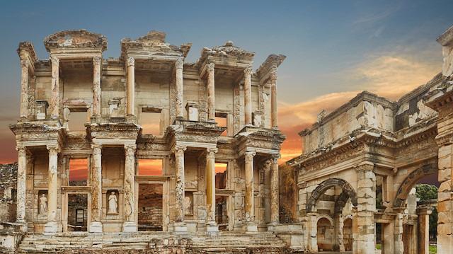 Medeniyetin simgesi: 'Antik kentler'