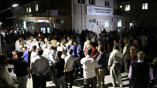 7 kişi şehit olmuştu: HDP İlçe Başkanı gözaltına alındı