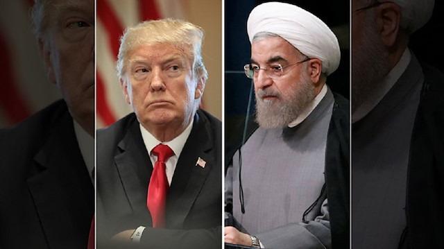 Kritik görüşmeye İran yanıtı: Ruhani ile Trump görüşmesi gündemde değil