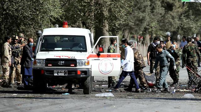 Afganistan'da peş peşe intihar saldırıları: 48 ölü