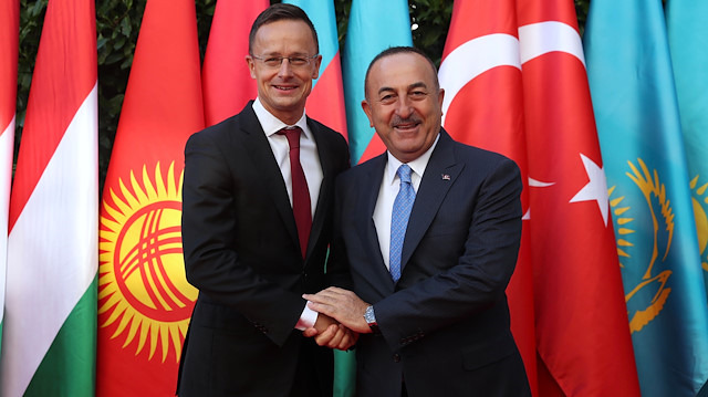 Macaristan'da Türk Konseyi'nin tarihi dönüm noktalarından biri yaşandı