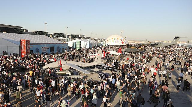 TeknoFest rekor kırdı: 1 milyon 720 bin kişi festivale akın etti