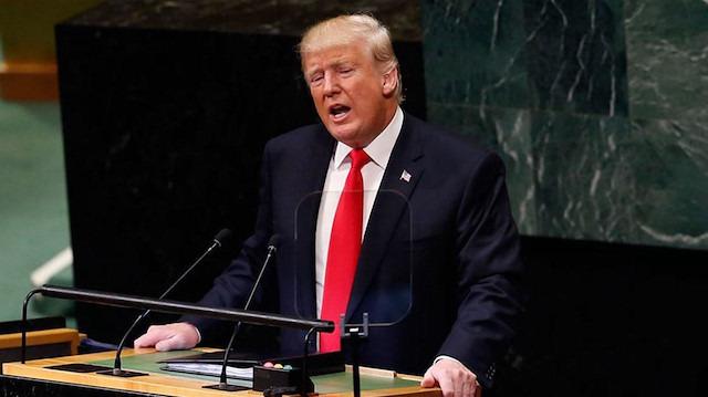 Trump'tan İran'a bir yaptırım tehdidi daha