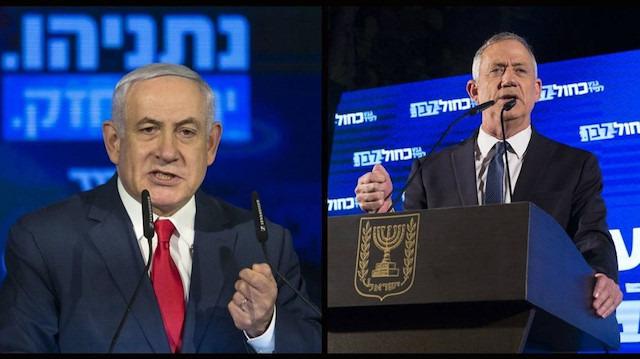 Gazze için kötünün iyisi Netanyahu mu Gantz mı?