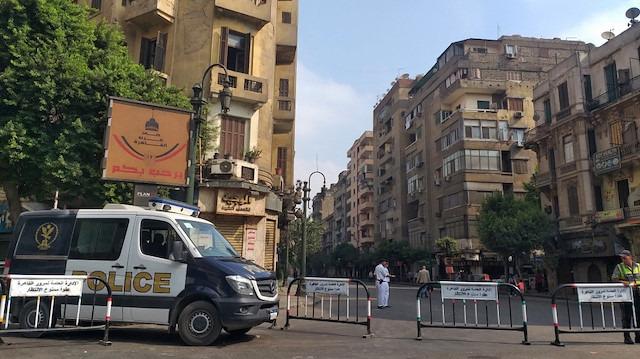 Tahrire girişin engellendiği Mısır'da son durum