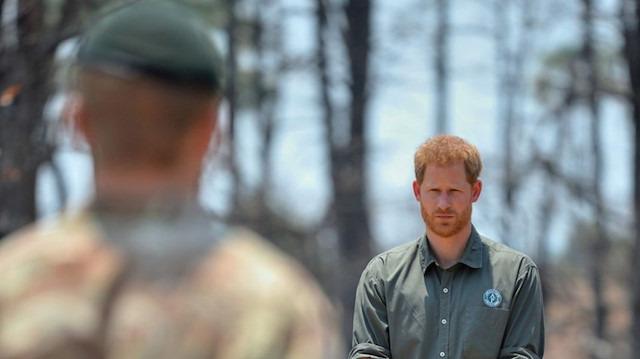 Prens Harry National Geographic'in sosyal medya editörü oluyor