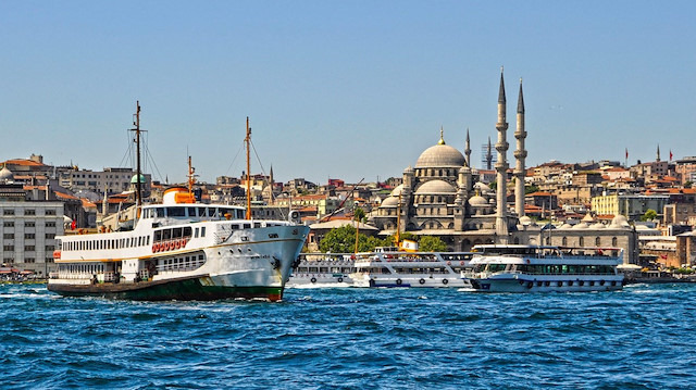 Turistlerin gözdesi: İstanbul'a gelen ziyaretçi sayısı yüzde 13 arttı
