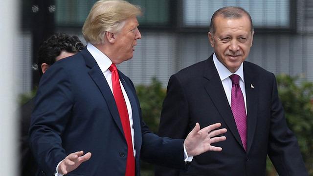 Cumhurbaşkanı Erdoğan ile Trump görüşmesinin tarihi belli oldu