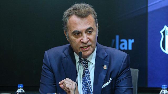 Beşiktaş Başkanı Fikret Orman: Aday olmayacağım, kararımda bir değişiklik yok!
