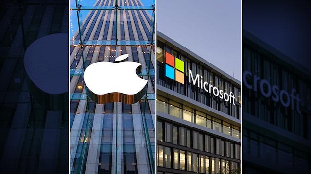 Devlerin 'oyun' ortaklığı: 'Apple, Microsoft ürünü satmaya başladı'