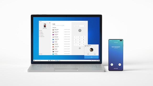 Microsoft, yeni güncellemeyle telefon görüşmelerini bilgisayardan yapmayı sağlıyor