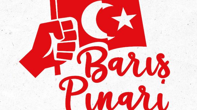 GZT'den 'Barış Pınarı' için özel logo çalışması