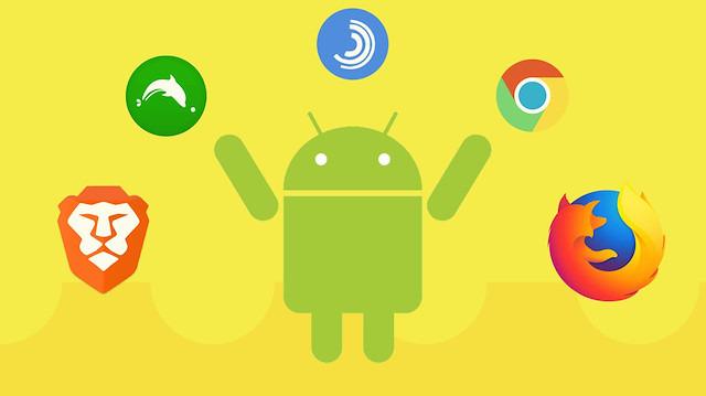 Rehber: Android telefonlar için en iyi web tarayıcılar