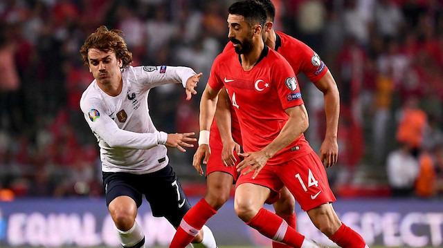 Fransa – Türkiye maçına saatler kaldı