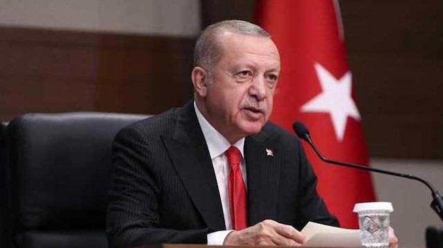 Erdoğan'dan dünyaya mesaj: Siz ne derseniz deyin başladığımız işi bitireceğiz