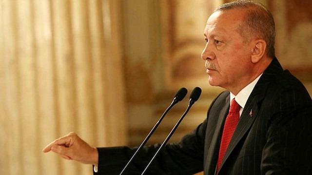 Erdoğan'dan Münbiç mesajı: Kararımızı uygulama aşamasındayız