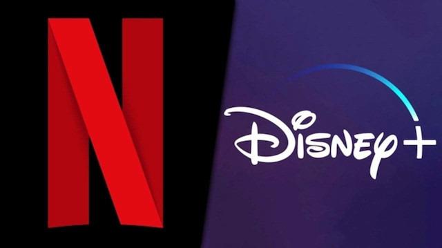 Disney'den Netflix'e gözdağı: Yeni projelerini Twitter üzerinden duyurdu