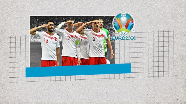 Millilerin Euro 2020'de turnuvaya 1. torbadan katılması hayal değil