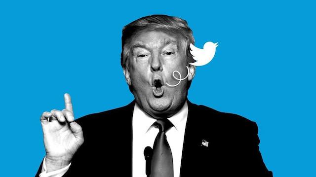 Twitter'dan Trump'a ayar: Paylaşımları sansürlenebilir