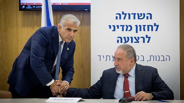 Yahudi liderden Liberman ve Lapid'e cennet bileti