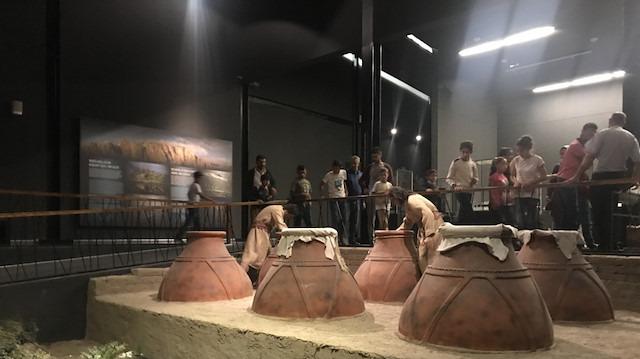 Van Müzesi'ne 26 bin ziyaretçi geldi