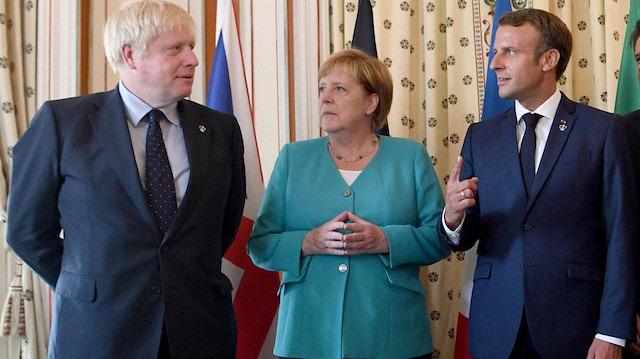Üç Avrupa ülkesinin lideri, Cumhurbaşkanı Erdoğan'la görüşmek istiyor