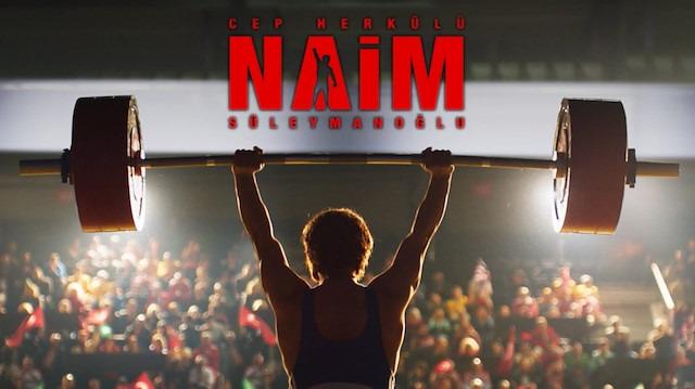 Cep Herkülü: Naim Süleymanoğlu 22 Kasım'da vizyonda!