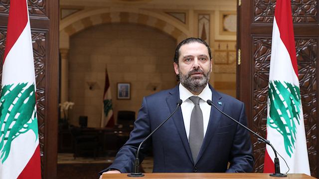 Lübnan Başbakanı Hariri'den 72 saat mühlet