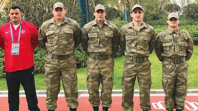 Şampiyonlar 'Mehmetçik' oldu!