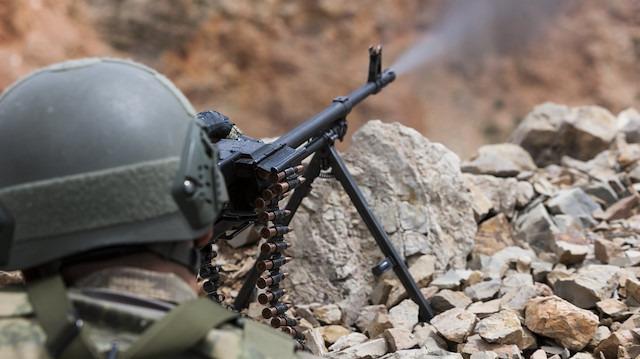 Mardin'de çatışma: 1 askerimiz şehit oldu