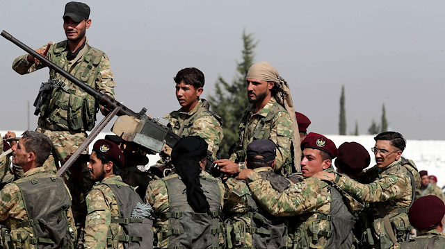 PKK/YPG, Suriye Milli Ordusu'na saldırdı: 3 asker şehit oldu
