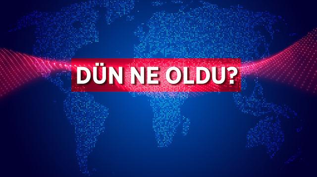22 Ekim 2019: 6 başlıkta Türkiye'de ve dünyada öne çıkan haberler