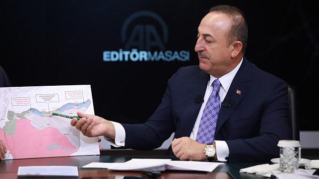 Bakan Çavuşoğlu: ABD ve Rusya harekatın meşruiyetini kabullendi