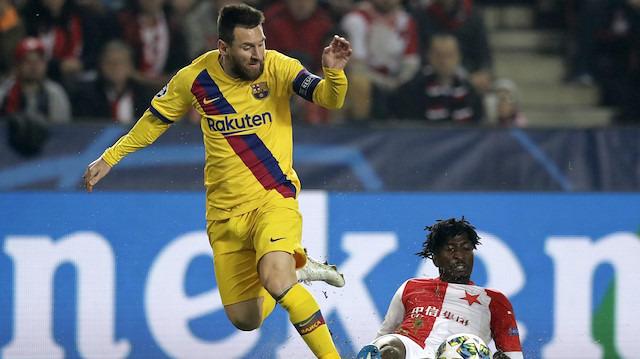 Lionel Messi rekorlara doymuyor