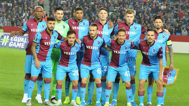 Trabzonspor'un grubunda lider Basel