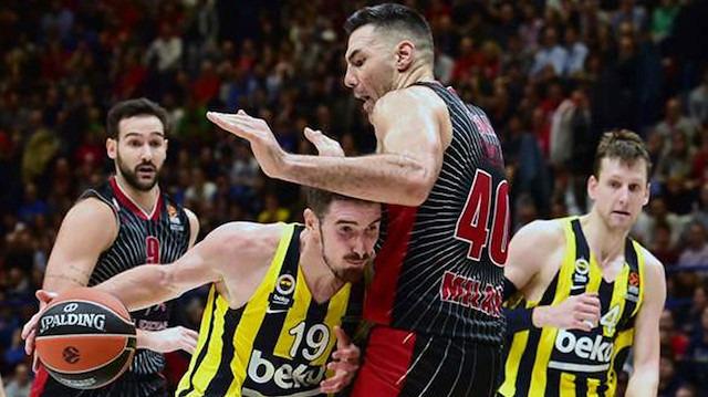 Fenerbahçe Beko deplasmanda yine kayıp!