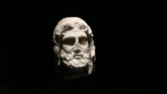 Kayseri Müzesi yedi medeniyetten izler taşıyor