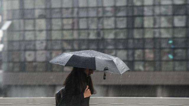 16 il için uyarı yapıldı: Şiddetli yağmur kapıda!