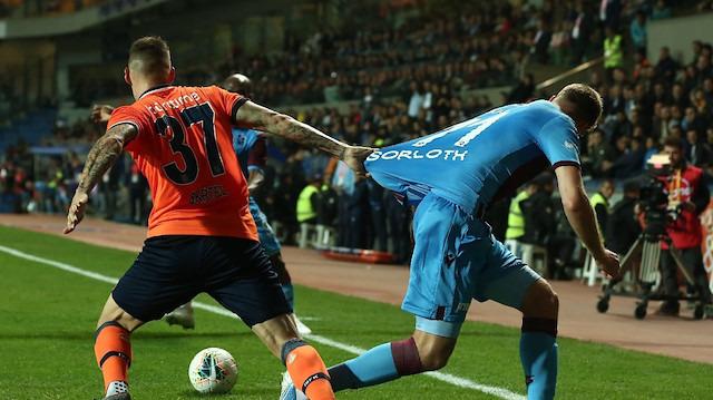 Trabzonspor puanı son dakikada aldı