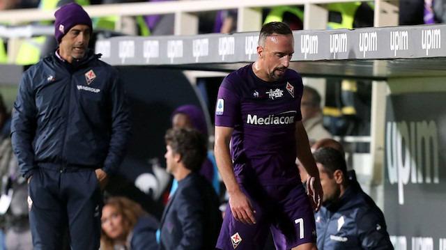 Franck Ribery'ye 3 maç ceza!