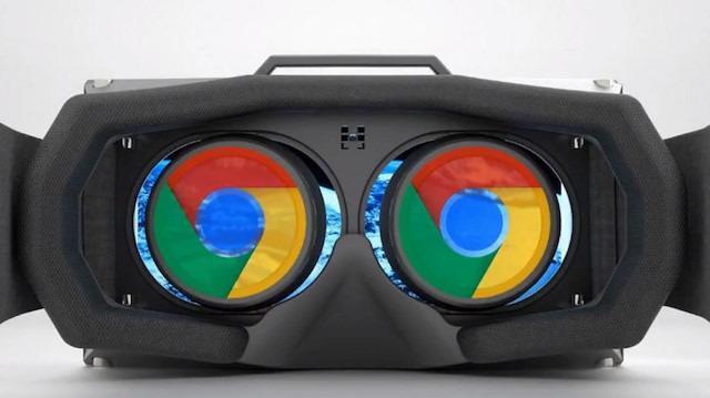 Google güncellemesi Chrome'u web tabanlı VR için hazır hale getiriyor