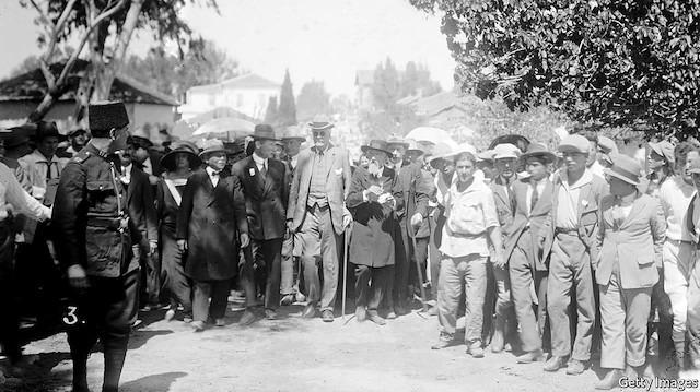 Filistin'e İngiliz hançeri: Balfour Deklarasyonu