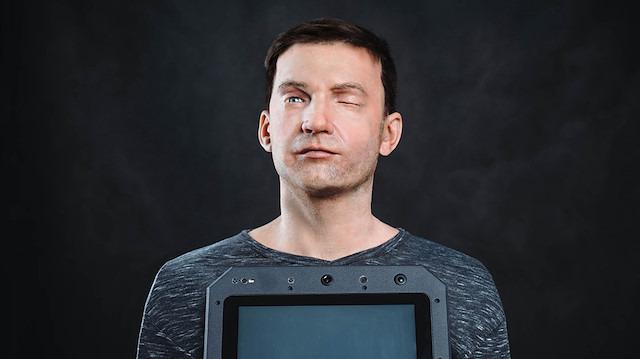 Rus menşeili Promobot, insansı robotu Android Robo-C ile seri üretime geçti